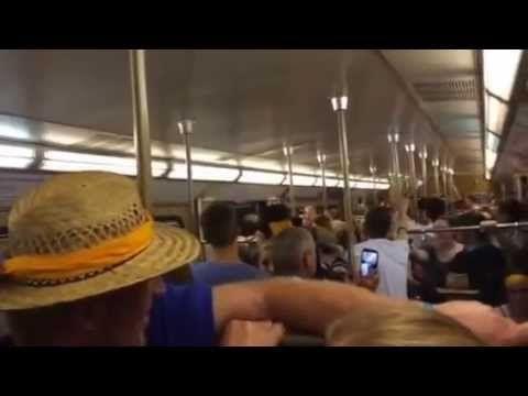 NAK IKT München 2014 U-Bahn - Der Herr ist mein Licht - YouTube