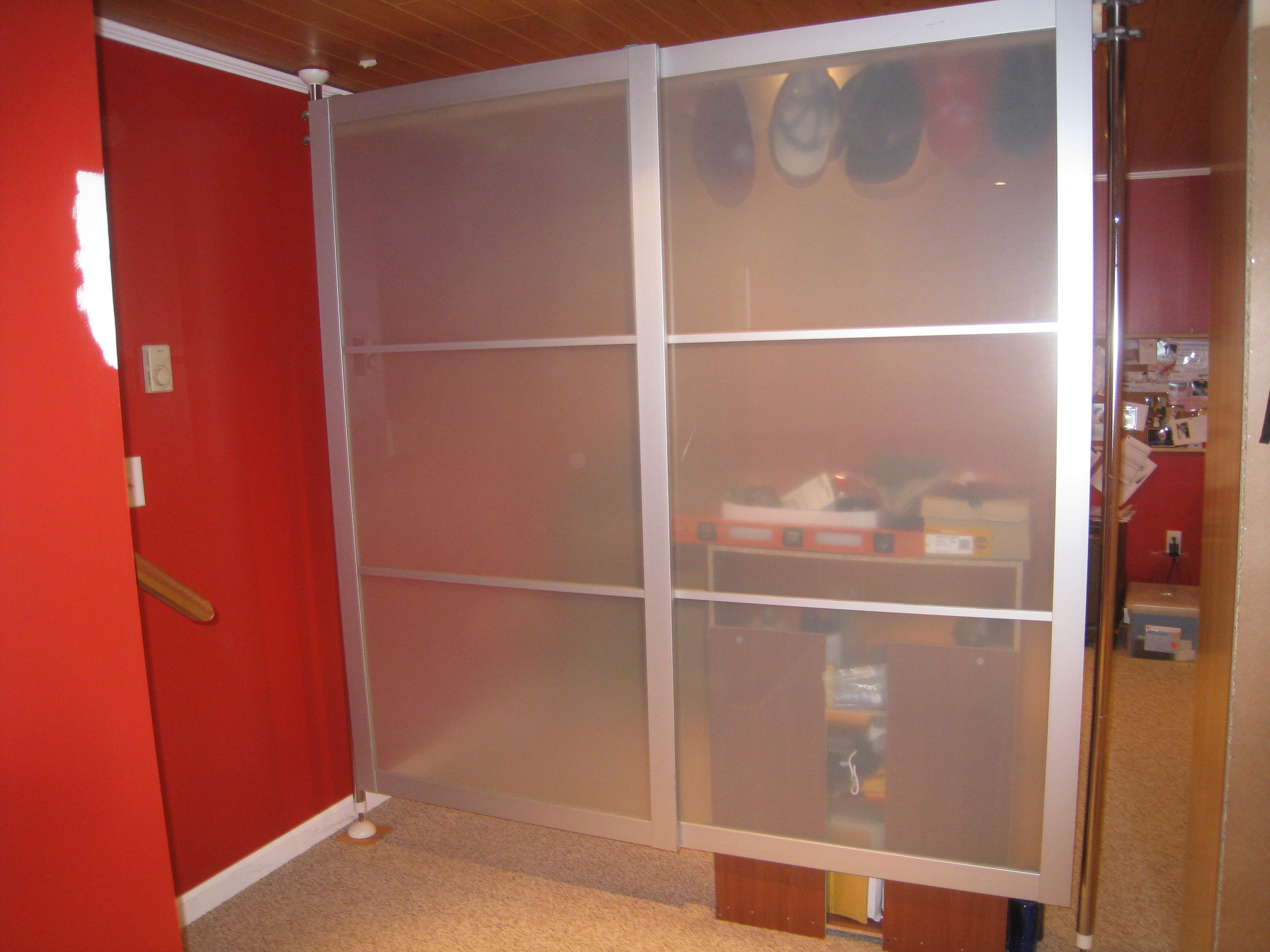 Ikea Hack Really Cool Wall Partition (Pics included)