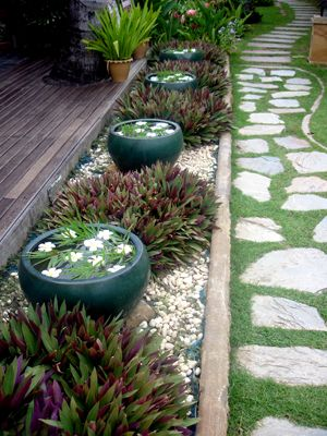 easy to care for....Japanese Style Garden
