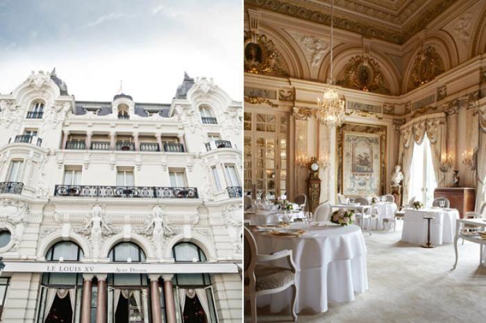 #34 Le Louis XV at Hôtel de Paris (Monte Carlo) from 101 Best Restaurants in Europe 2014 (Slideshow)