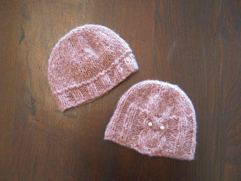 e377c6b18d2 photo tricot tricot modele bonnet naissance 18