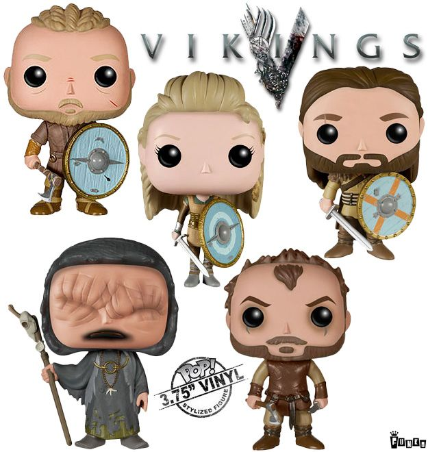 Vikings Funko Wants Funko Pop Figures Pop Collection