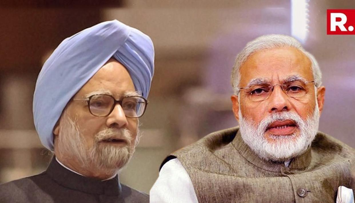 Manmohan Singh Attacks Pm Modi Calls Him A Paradoxical Prime