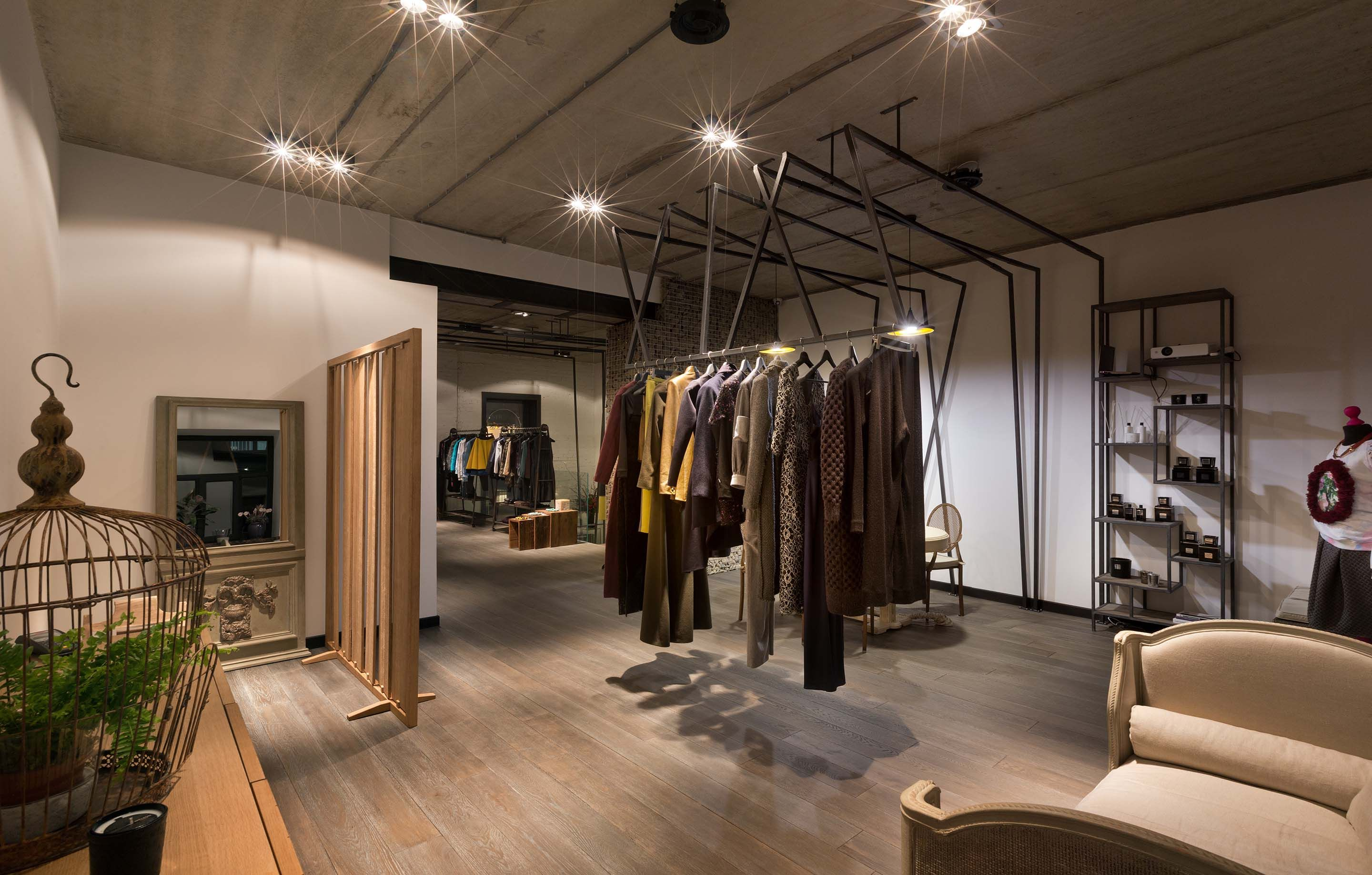 Flamant Mobili ~ Multibrand concept store and fashion atelier s.m.l.xl. in kyiv