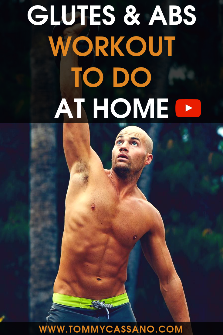 Great glutes and abs workout video you can do at home in 10 minutes!  #tommycassano #exercise #coreworkout Fitness   Core exercises   how to get  abs   Lower ...