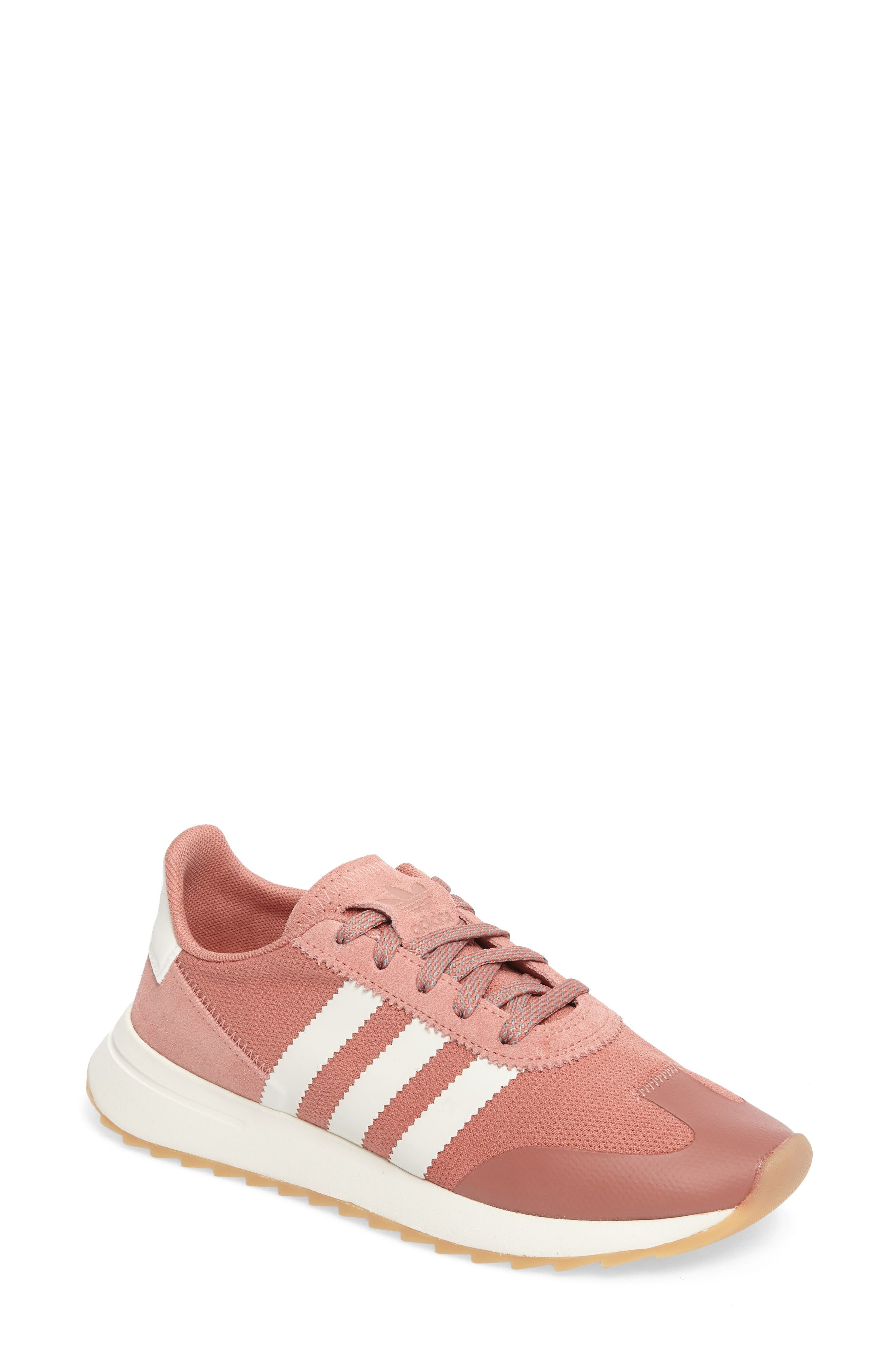 sports shoes 3b4d9 fe7b8 Women s New Arrivals  Clothing, Shoes   Beauty. adidas pink flashback  running sneaker