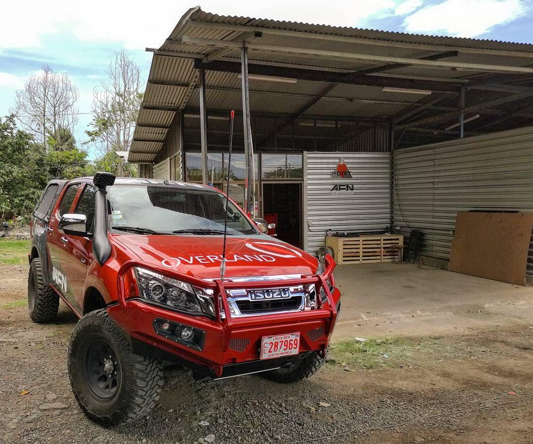Instagram Isuzu D Max Custom Truck Beds Overlanding