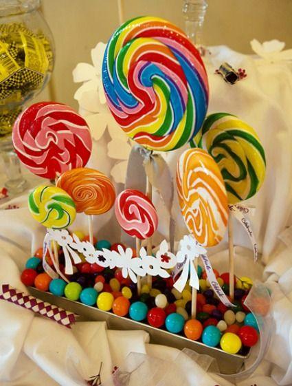 Wedding Centerpiece Ideas May 19th 2017 Diy Project Lollipop Candy