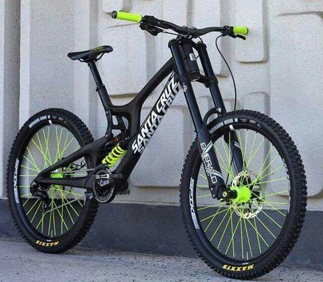 Mountain Bike Santa Cruz Bicycle Bike Sport Mountainbike Bike