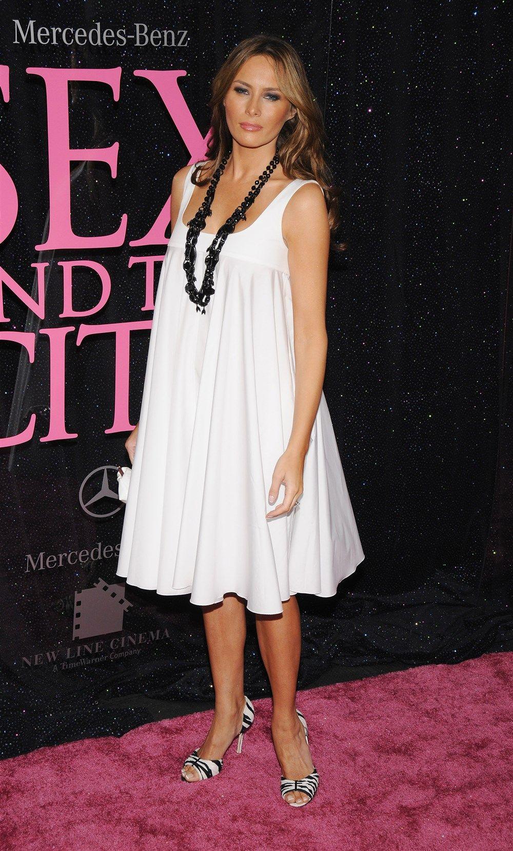 Melania Trump S Fashion Evolution From Model To First Lady Trump Fashion Fashion Evolution Of Fashion