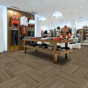 Buy Upscale T4678 Hollytex Beaulieu Carpet Tiles from Carpet Bargains