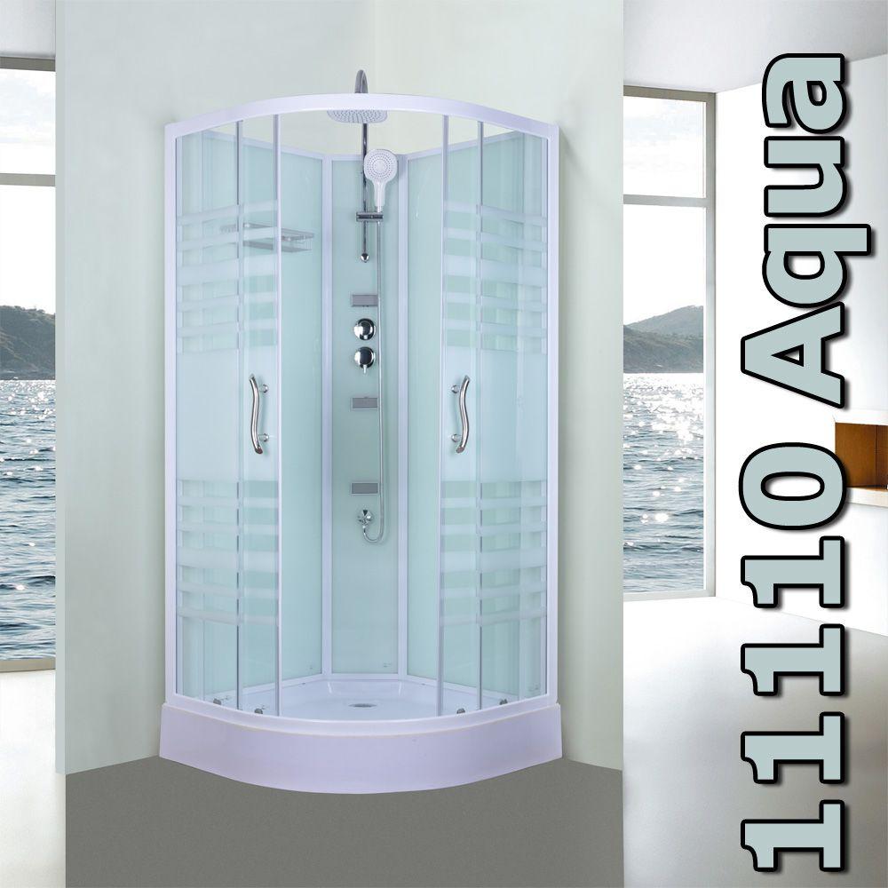 11110 Aqua Shower cubicle 11000 Aqua series 1100*1100*2350 ...