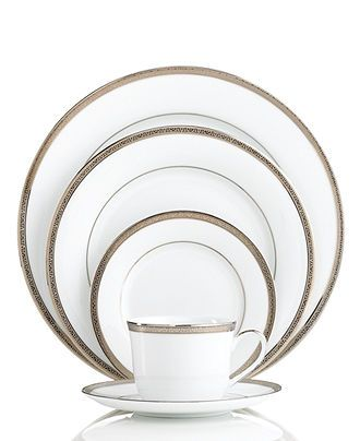 Fine Charter Club Dinnerware Grand Buffet Platinum Collection Home Interior And Landscaping Transignezvosmurscom