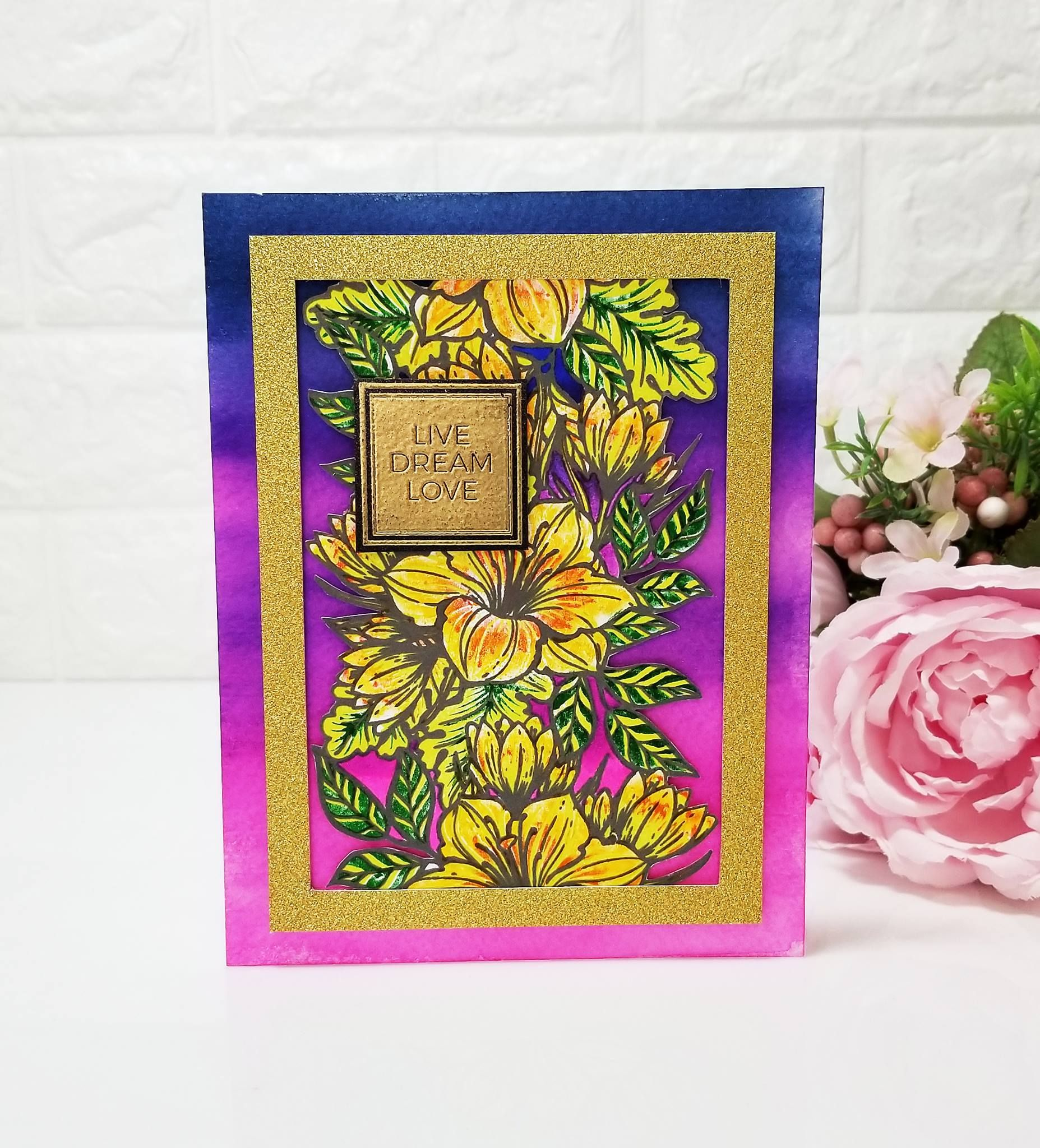 CRAFTER/'S COMPANION BACKGROUND LAYERING STAMPS