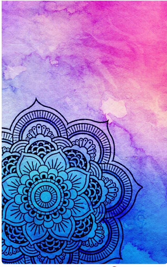Colorful Wallpaper Mandala Wallpapers Iphone Wallpaper