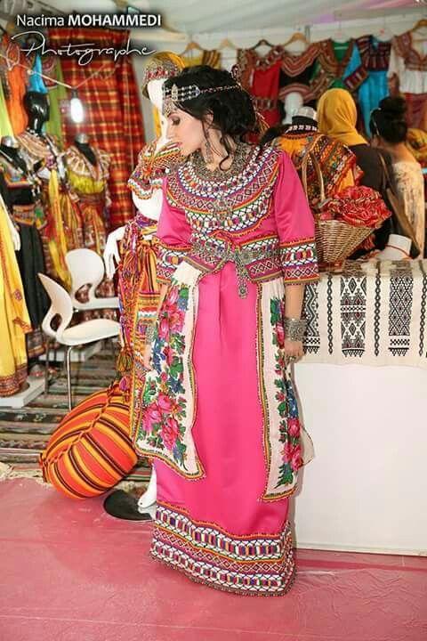 robe kabyle alg 233 rienne algeriantraditionaldresses alg 233 rie الجزائر algeria robes kabyle