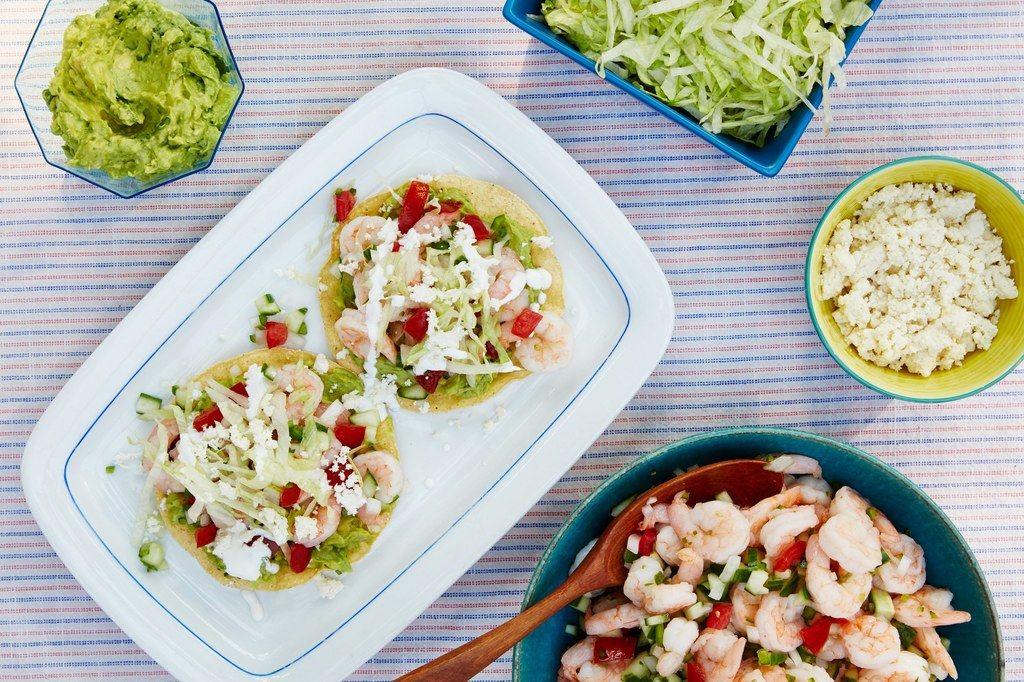 Shrimp Salad Recipe Epicurious