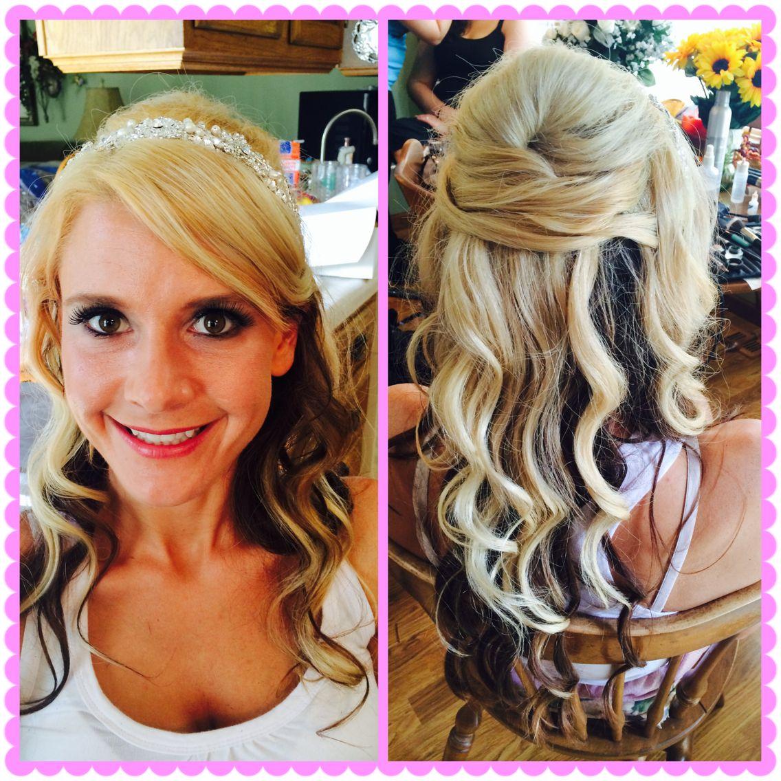#bridalpartyhairandmakeup #makeupnmore www.make-up-n-more.com