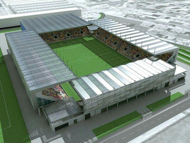 Pin De Barry Dude En Football Stadium Arquitectura Estadio De Futbol Estadios