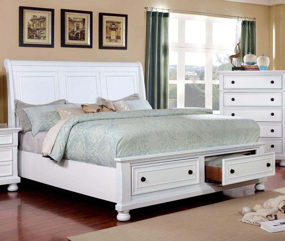 Hoch Storage Platform Bed Furniture Bedroom Set Bed Frame With Storage