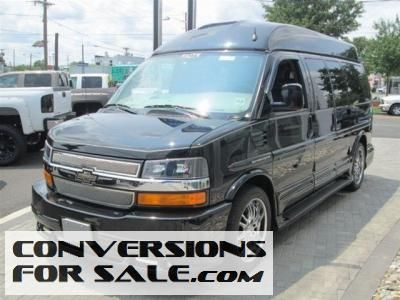 2012 Chevrolet Express 1500 Southern Comfort Conversion Van