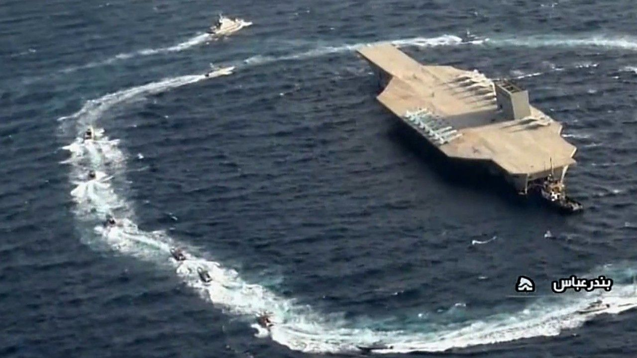 Us Seizure Of Iran Fuel Bound For Venezuela Was Largest Confiscation Of Its Kind Ever Doj Confirms Fox In 2020 Aircraft Carrier Us Fighter Jets International Waters