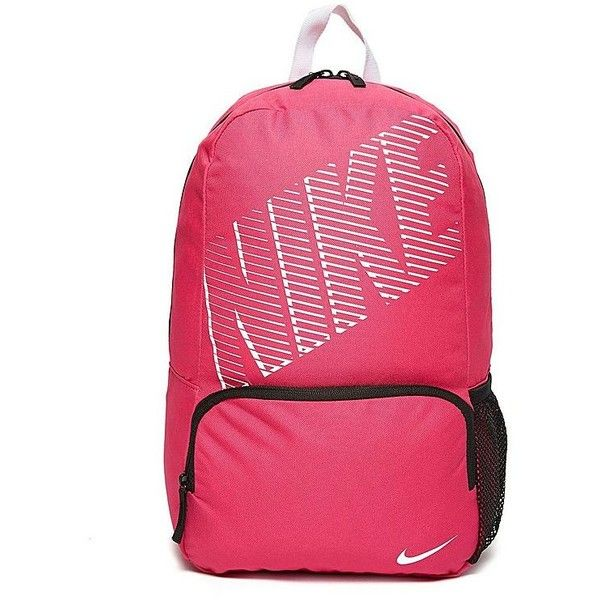 e72006fec169 Nike Classic Turf Backpack ( 24) ❤ liked on Polyvore featuring bags ...