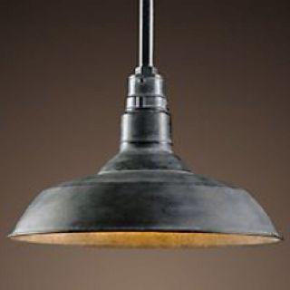 diy vintage kitchen lighting vintage lighting restoration. Vintage Barn Pendant Restoration Hardware Weathered Zinc - Second Choice But Looking For A Large Size Perhaps? Diy Kitchen Lighting