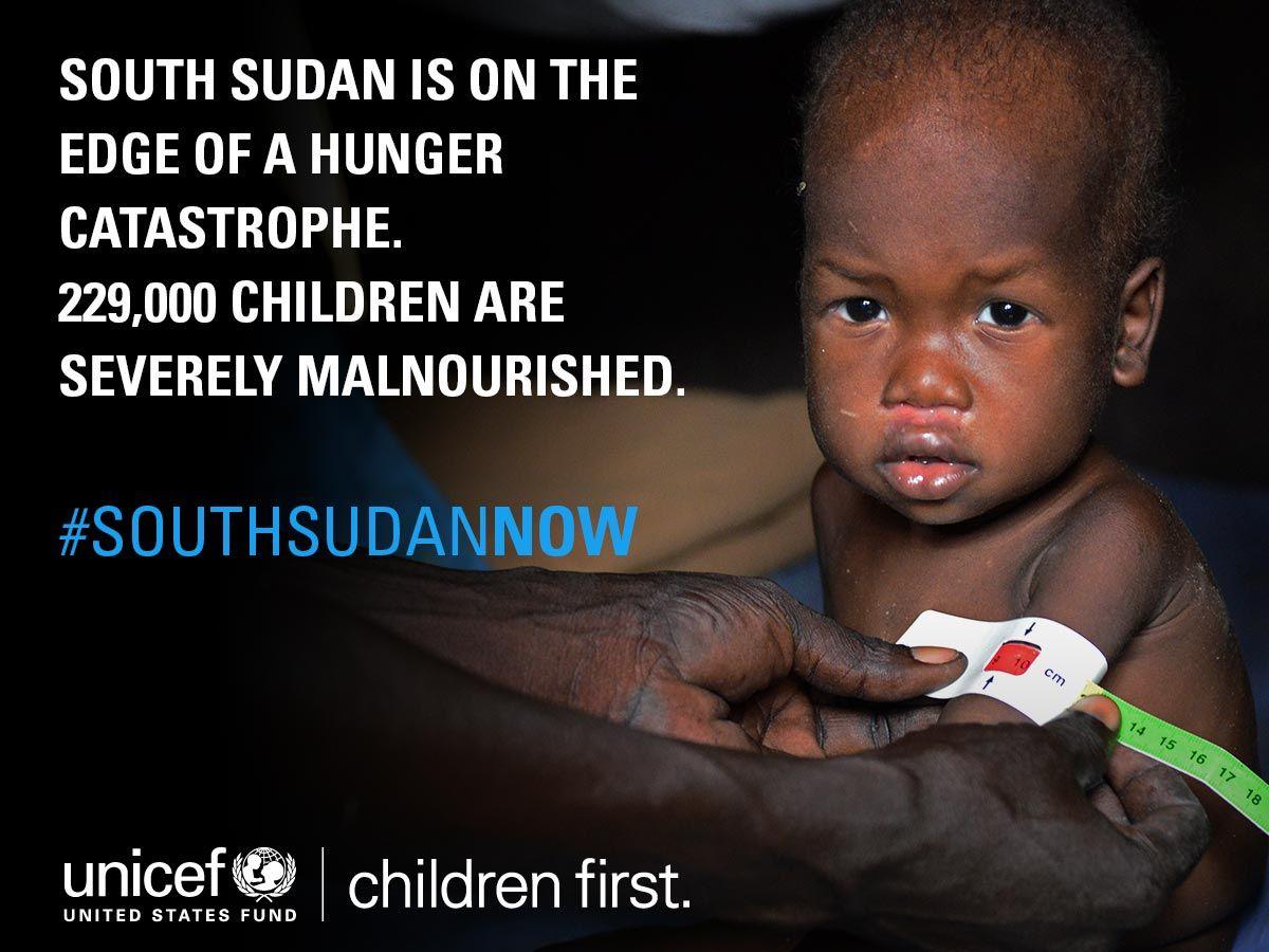 #SouthSudanNow