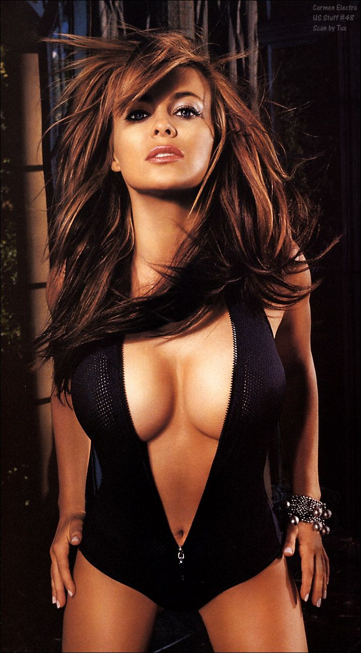 Carmen Electra By #olloo Carmen Electra, Latina Girls, Hot Brunette, Me  Gustas