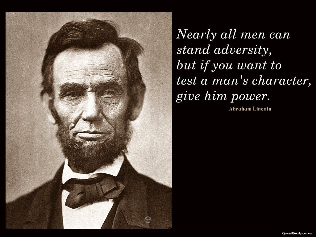 Abraham Lincoln Quotes On Life Abraham Lincoln Quotesquotesgramquotesgram  Quotes About