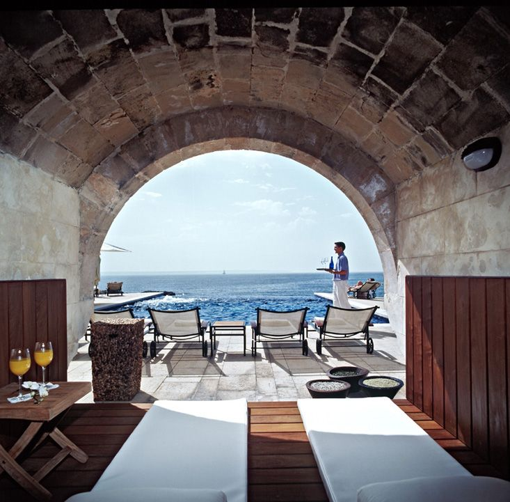 Hospes maricel in mallorca home atelier turner the for Design hotels auf mallorca