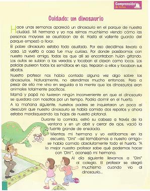 Lecturas Para Niños De Primero De Primaria Para Imprimir Razonamiento Verbal Cuentos Infantiles Para Leer Cuentos Cortos Para Imprimir Cuentos Primaria
