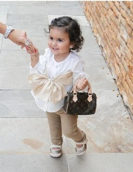 ccfdf746d682 Fashionable baby girl. | When I become my dream job: A MOMMY ...