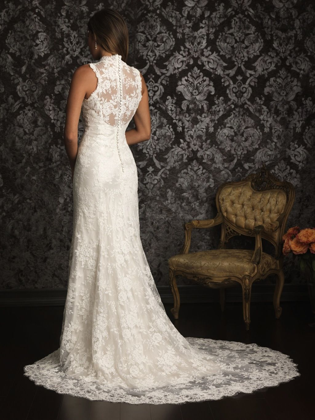 Allure-bridals-wedding-dress-bridal-gown-allure-collection-2013 ...