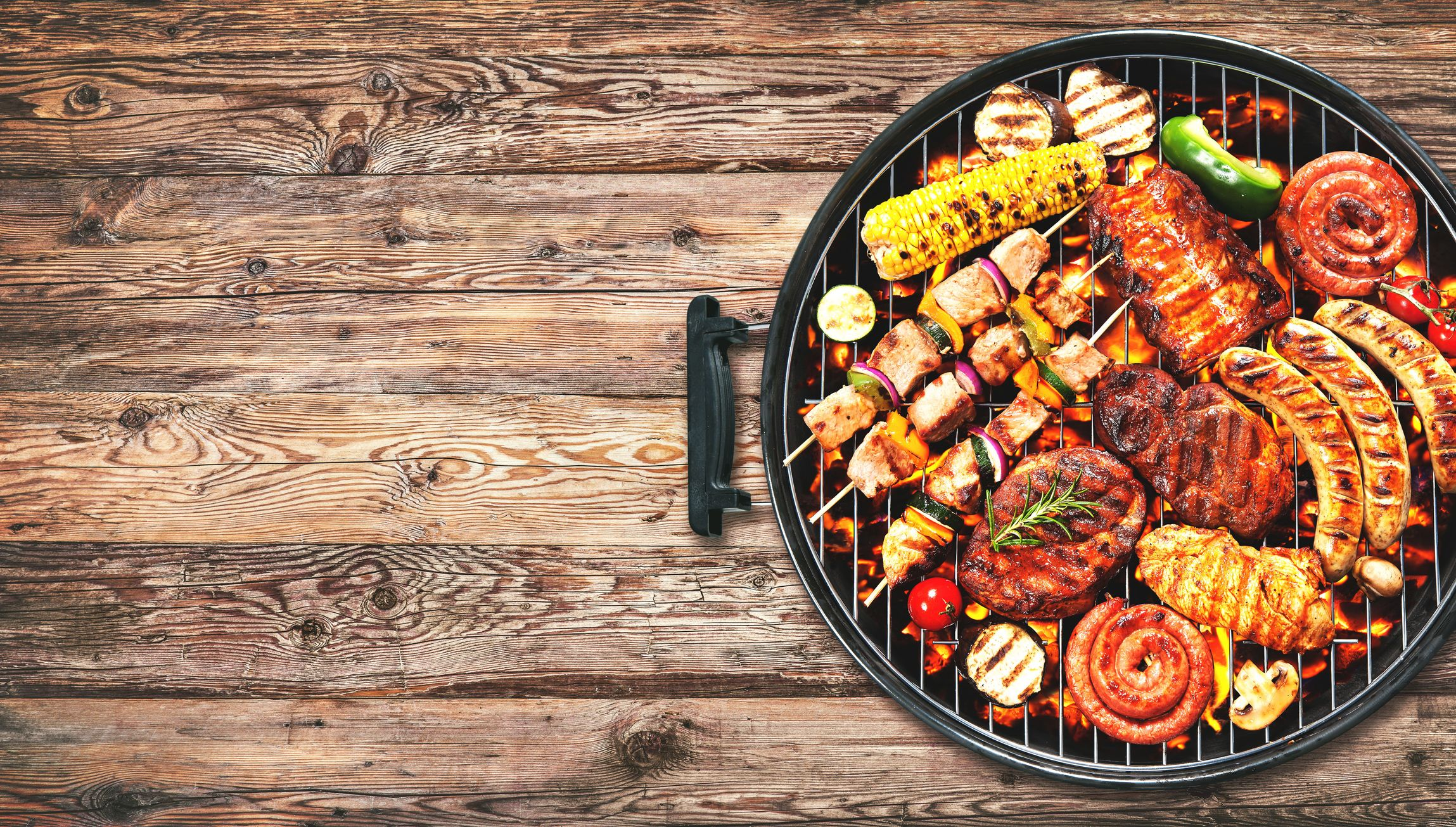barbecue this memorial day away  food how to grill