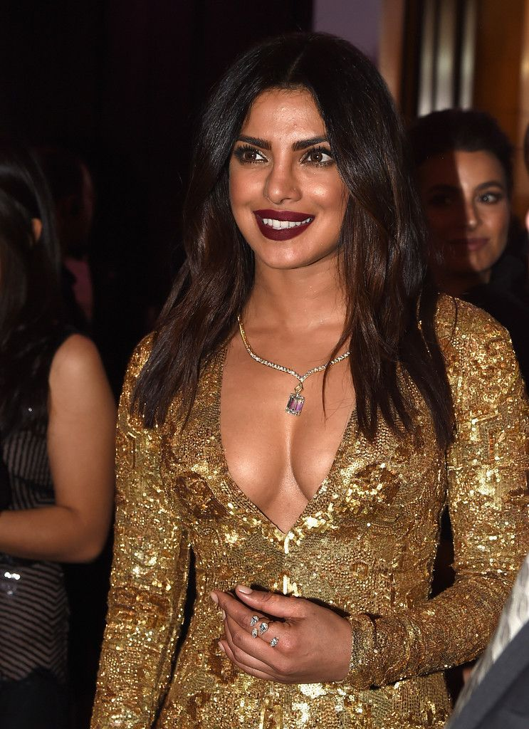 PC GG2017 L1 - Priyanka Chopra