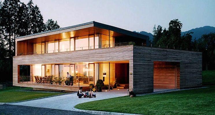 La maison ossature bois  une construction écologique et économique