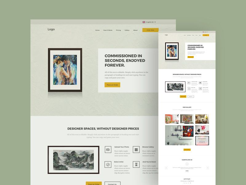 This is such an elegant redesigned eCommerce template. By using ...