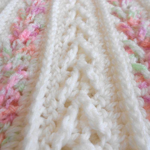 Crochet Pattern Avalon Baby Blanket Baby Afghan Babyghan | guicha ...