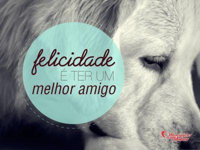 Felicidade é ter um melhor amigo. #felicidade #amigos