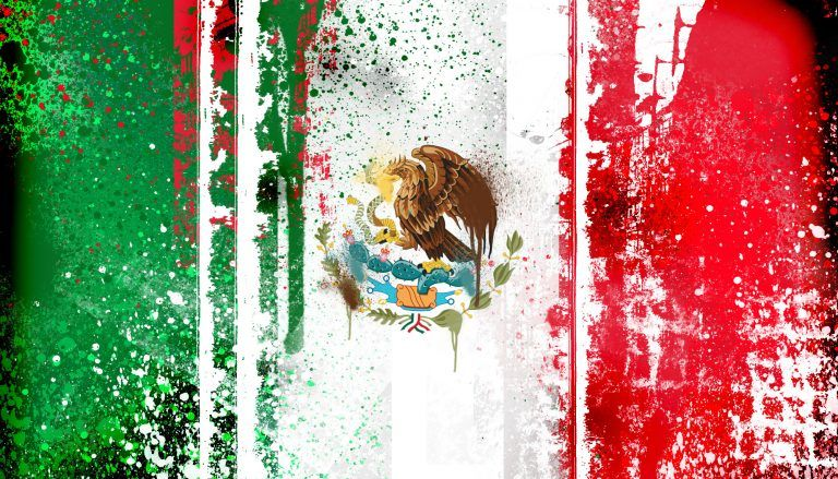 Mexican Flag Abstract Painting Wallpaper Mexico Wallpaper Painting Wallpaper Mexican Flags