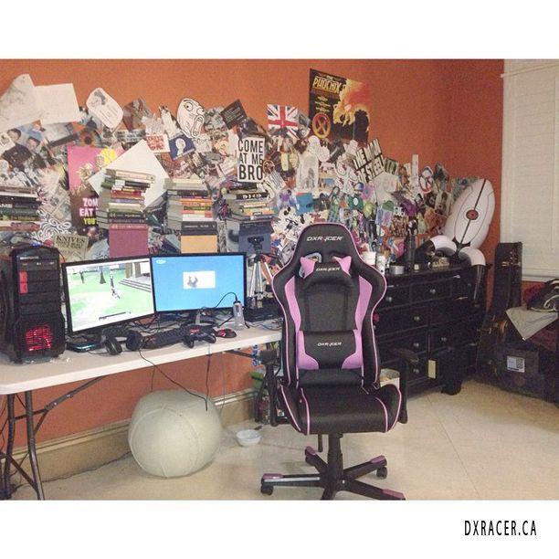drools* | Gaming setup | Pc gaming setup, Gaming setup, Twitch