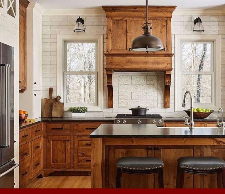 Tips for finding - white cabinets with honey oak trim. # ...
