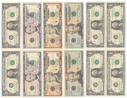 print play money free printable play money free printable fun - Stuff To Print Out