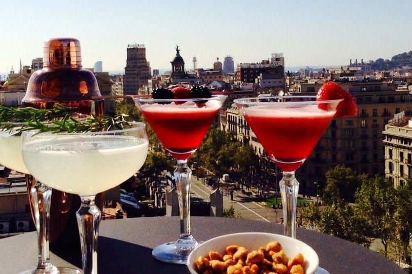 Boozy Brunch Terraza Majestic Hotel Spa Barcelona 1