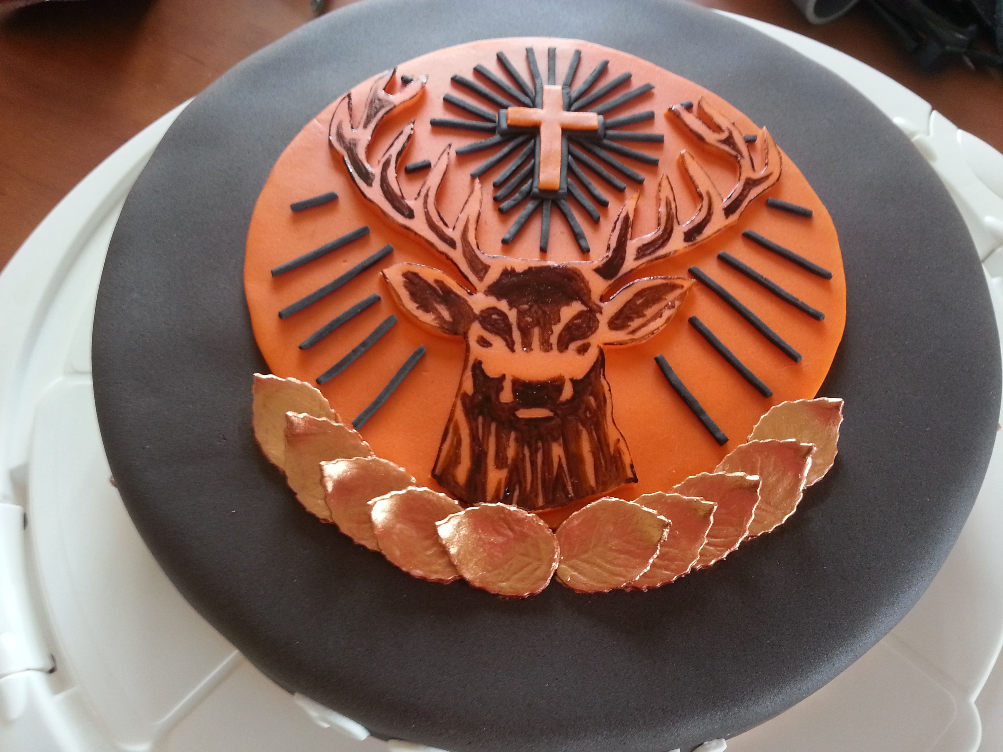 Jagermeister cake | Party cakes, Cookie inspiration, Desserts