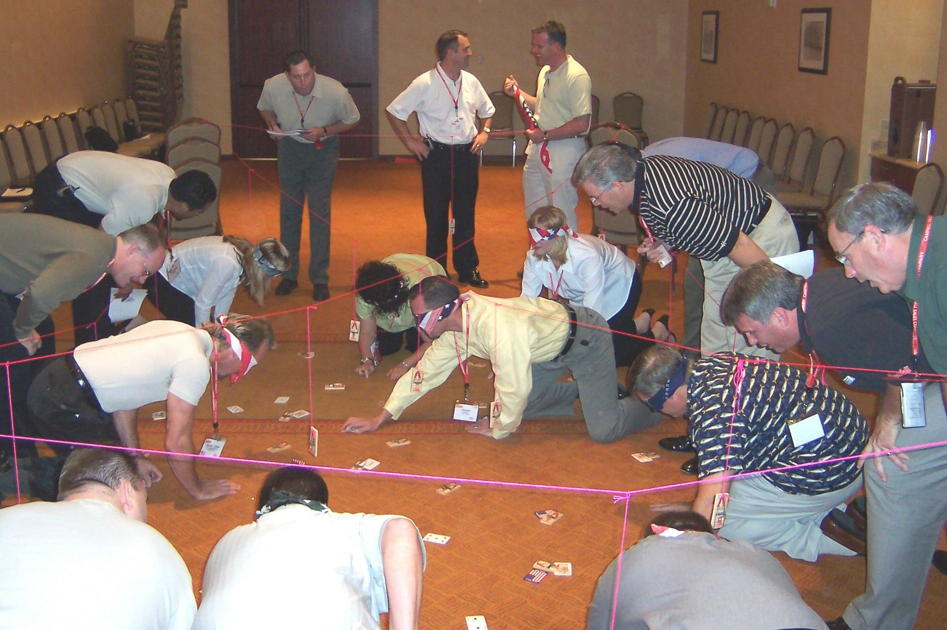 This Event Is A Great Team Building Activity For Building