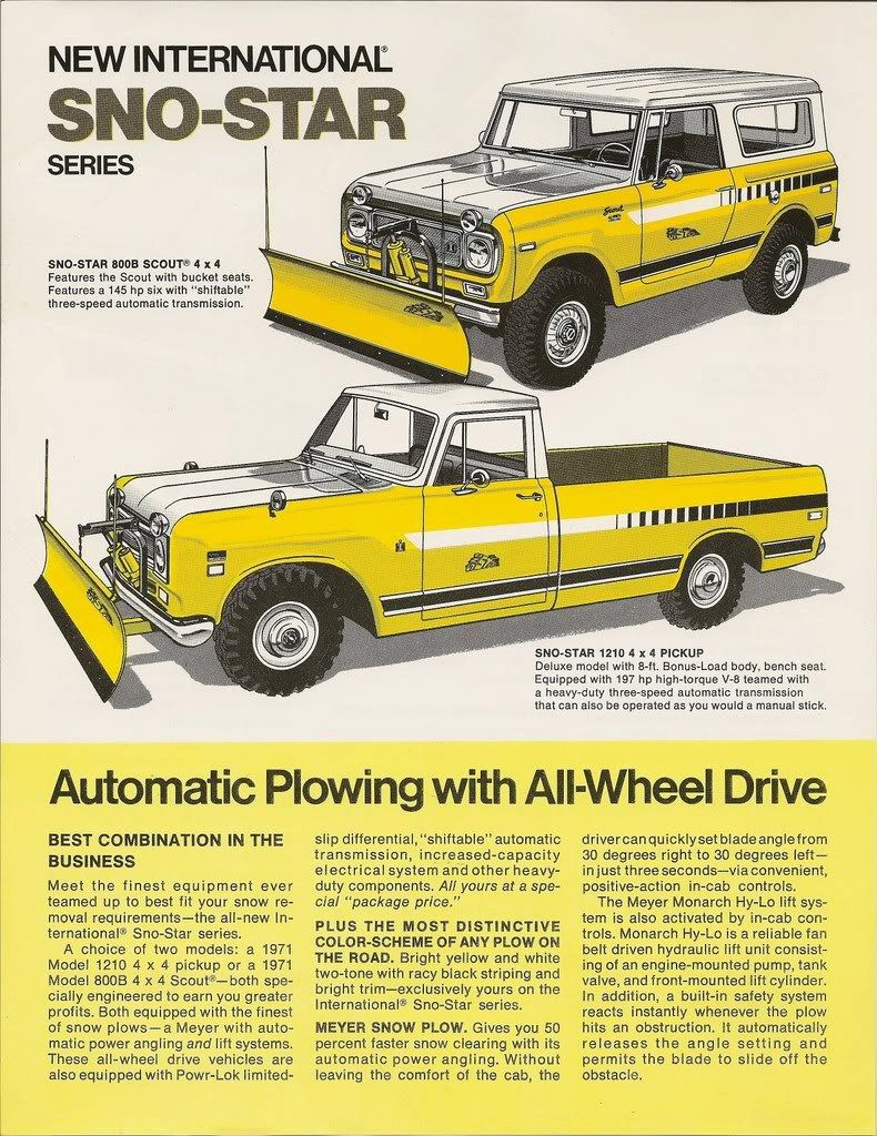 Pin by paul young on auto ads pinterest international scout
