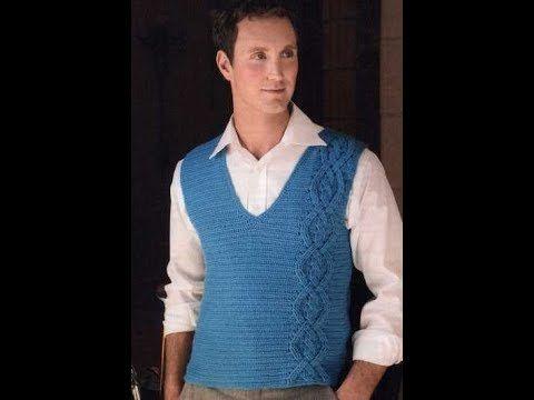 Free English Crochet Patterns For Crochet Sweater For Men 2159 With Images Crochet Sweater Pattern Free Sweater Crochet Pattern Sweater Pattern